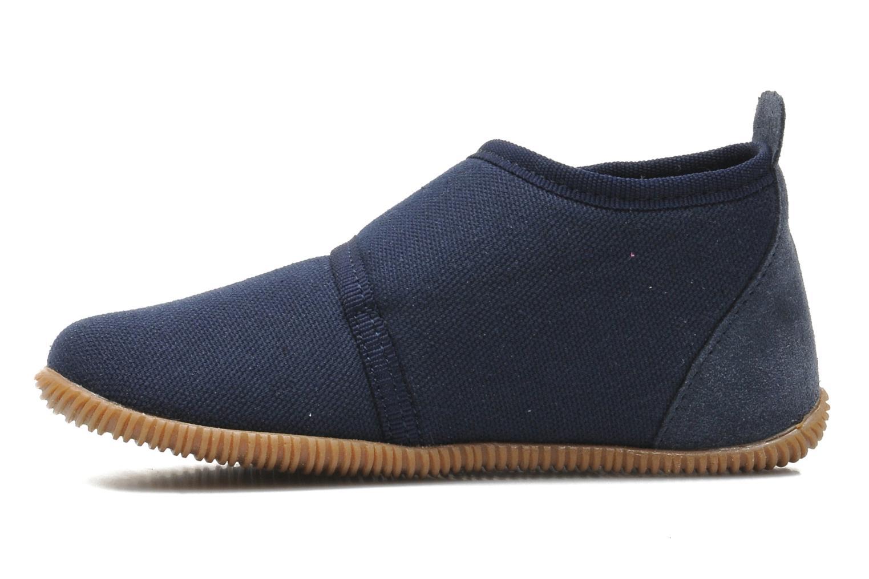 Pantoffels Giesswein Strass Slim Fit Blauw voorkant