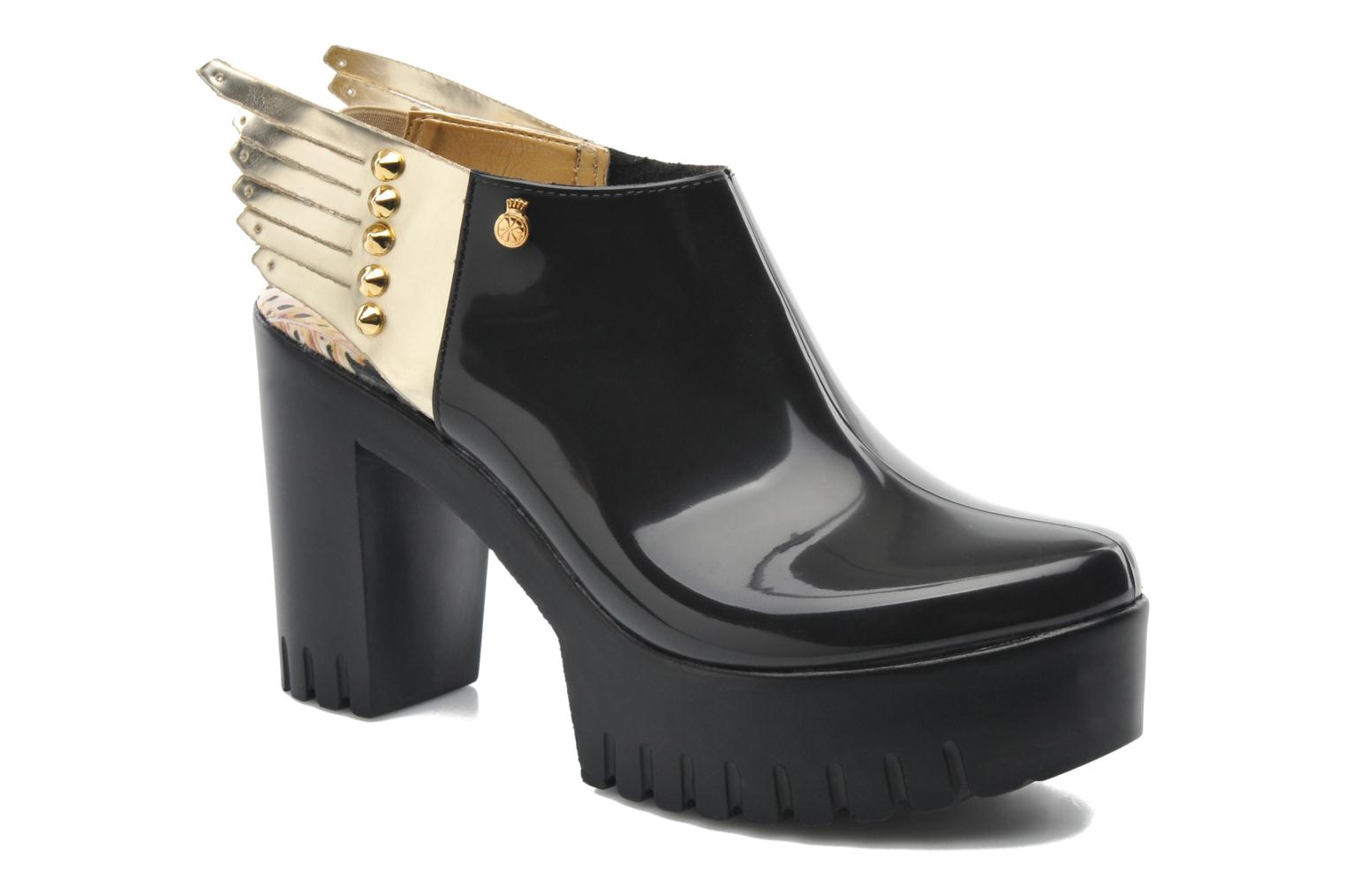 Ankle boots Lemon Jelly Triniti Black detailed view/ Pair view