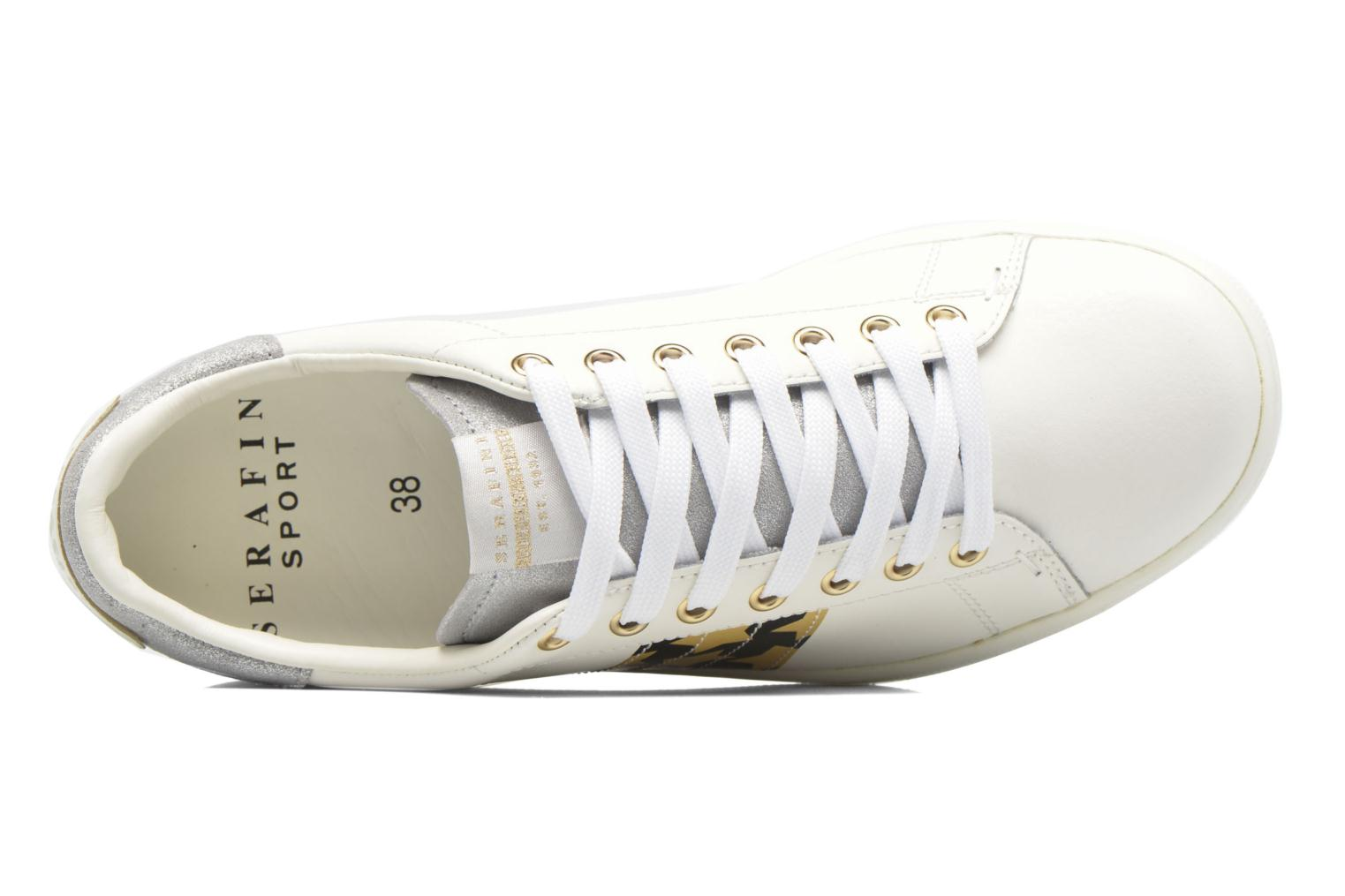 Sneakers Serafini J.Connors Wit links