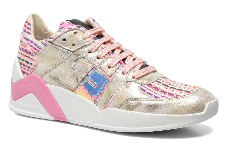 Serafini - Damen - Chicago - Sneaker - mehrfarbig E5nypec