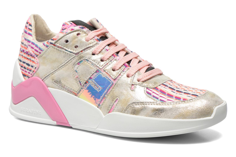 Serafini - Damen - Chicago - Sneaker - mehrfarbig cN3Mco