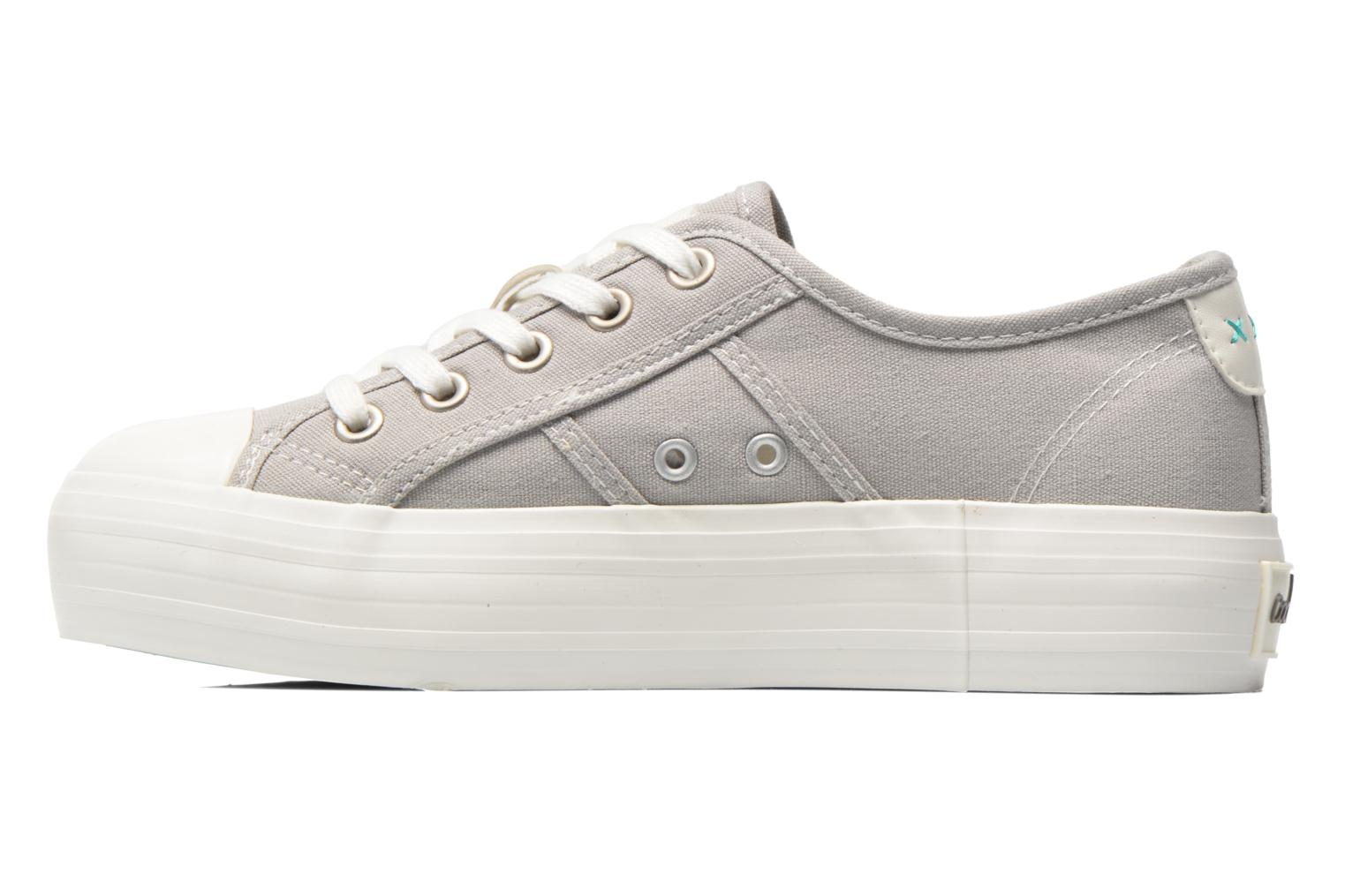 Trainers Coolway Daniela Grey front view
