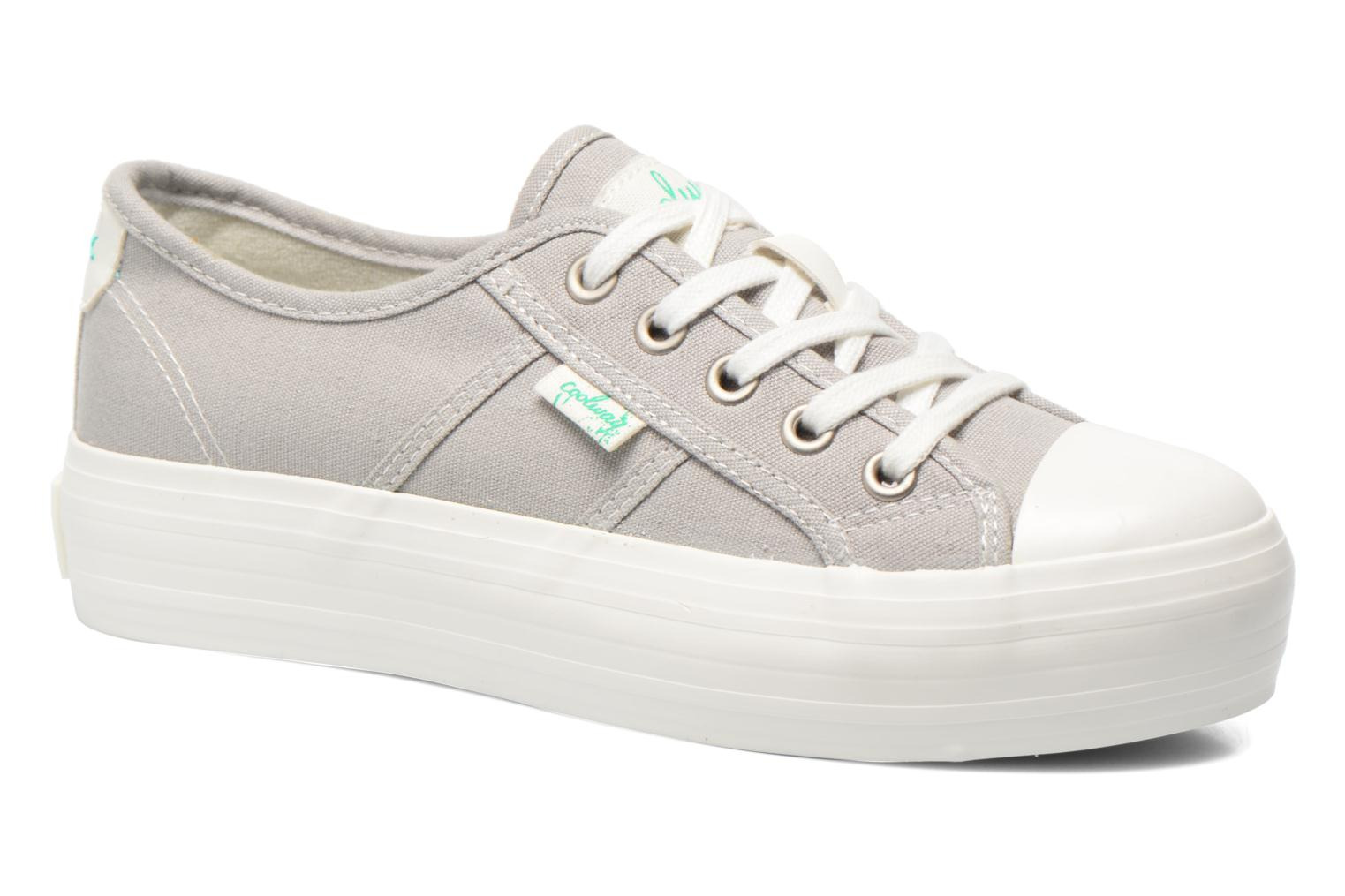 Trainers Coolway Daniela Grey detailed view/ Pair view