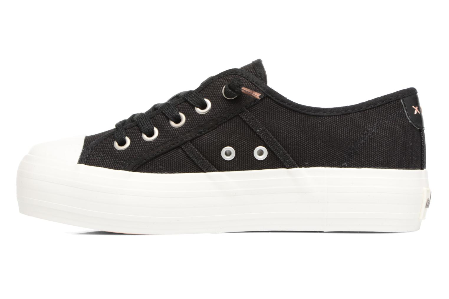 Sneakers Coolway Daniela Sort se forfra
