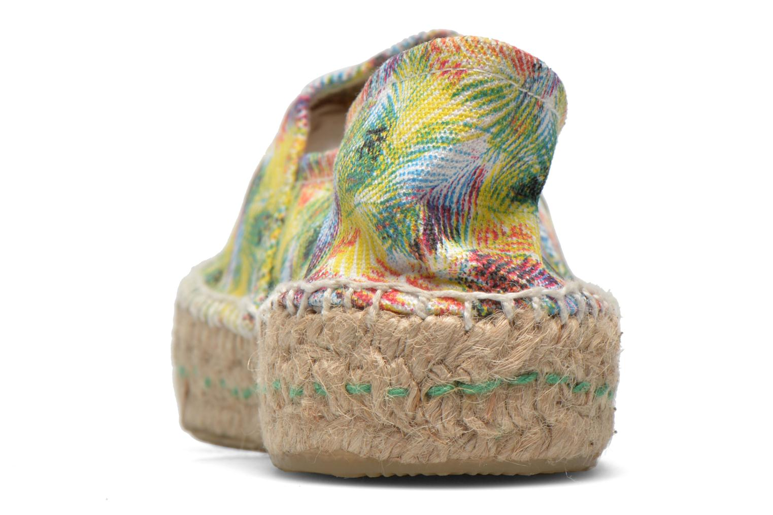 Espadrilles Coolway Janik Multicolor view from the right