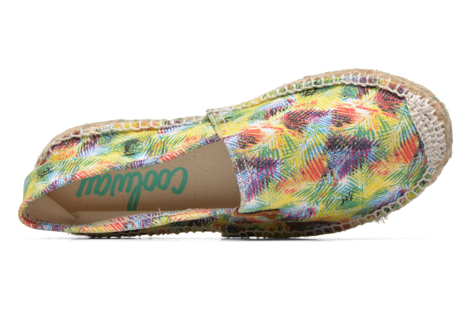 Espadrilles Coolway Janik Multicolor view from the left