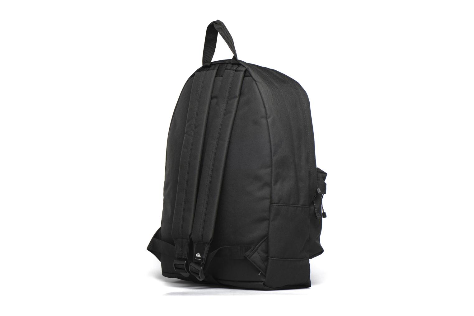 Rucksacks Quiksilver Everyday poster Black view from the right