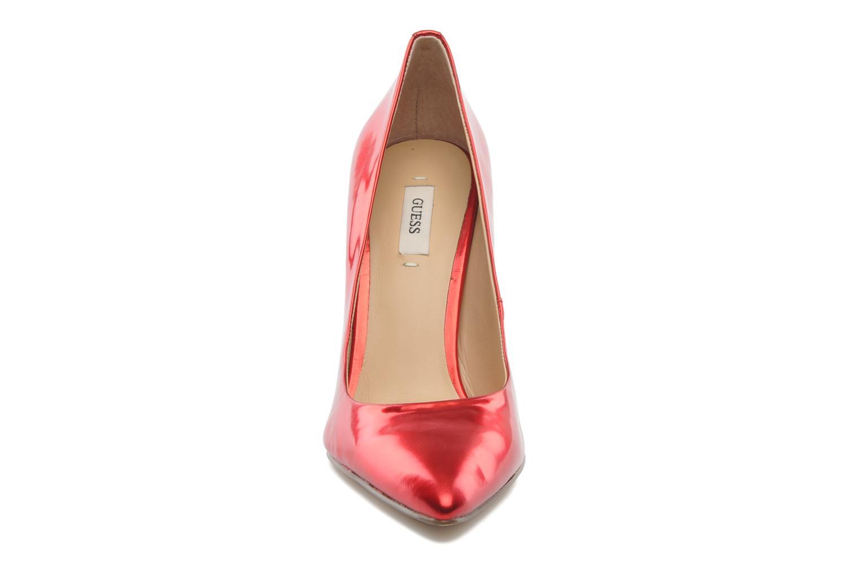 Escarpins Guess Plasmia2 Rouge vue portées chaussures