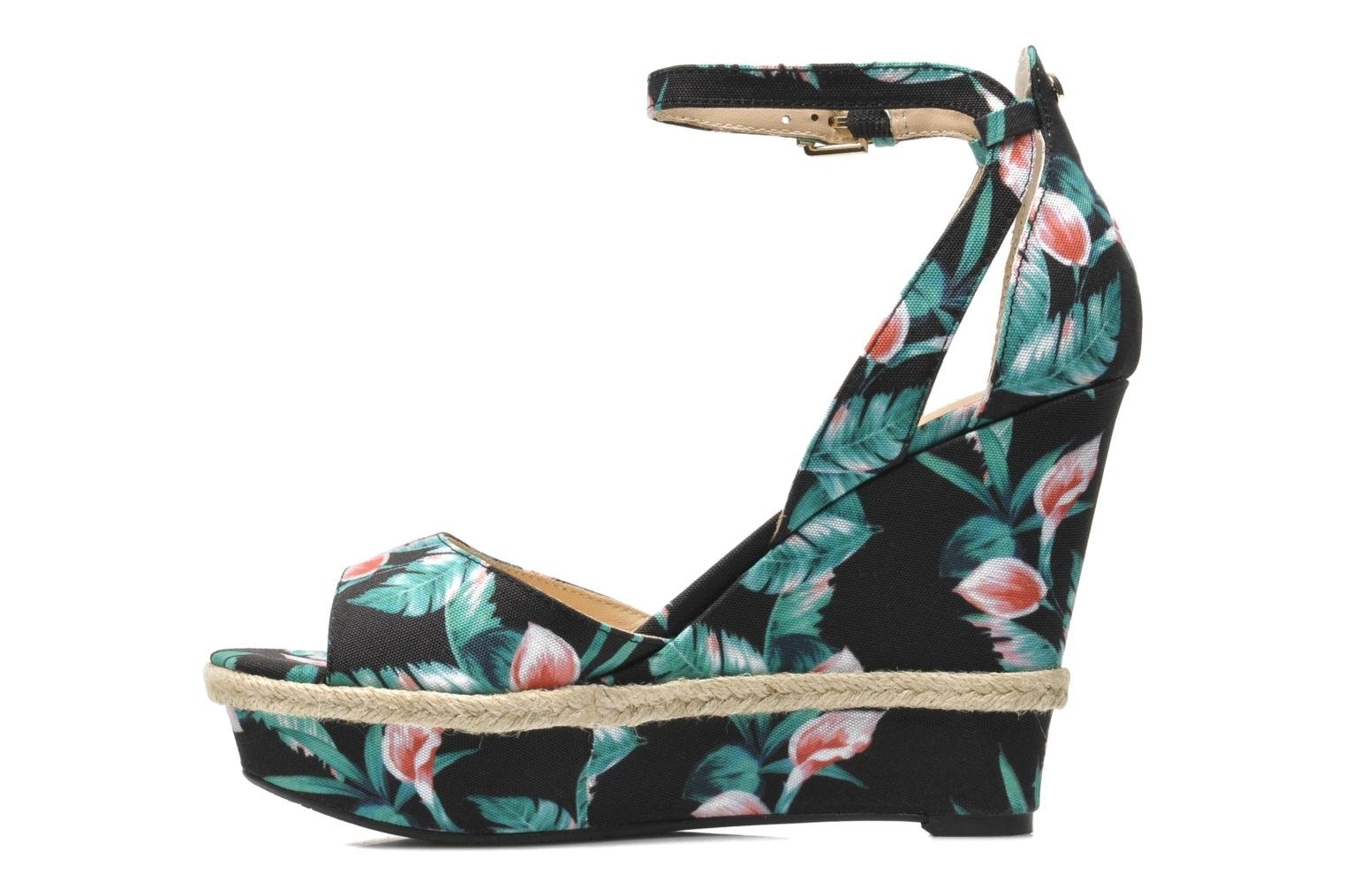 Sandals Guess Odin Multicolor front view