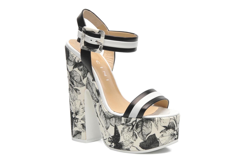 Grandes descuentos últimos zapatos Vicini Safine (Negro) - Sandalias Descuento