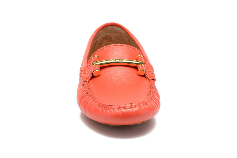 Loafers Lauren by Ralph Lauren Caliana Red model view