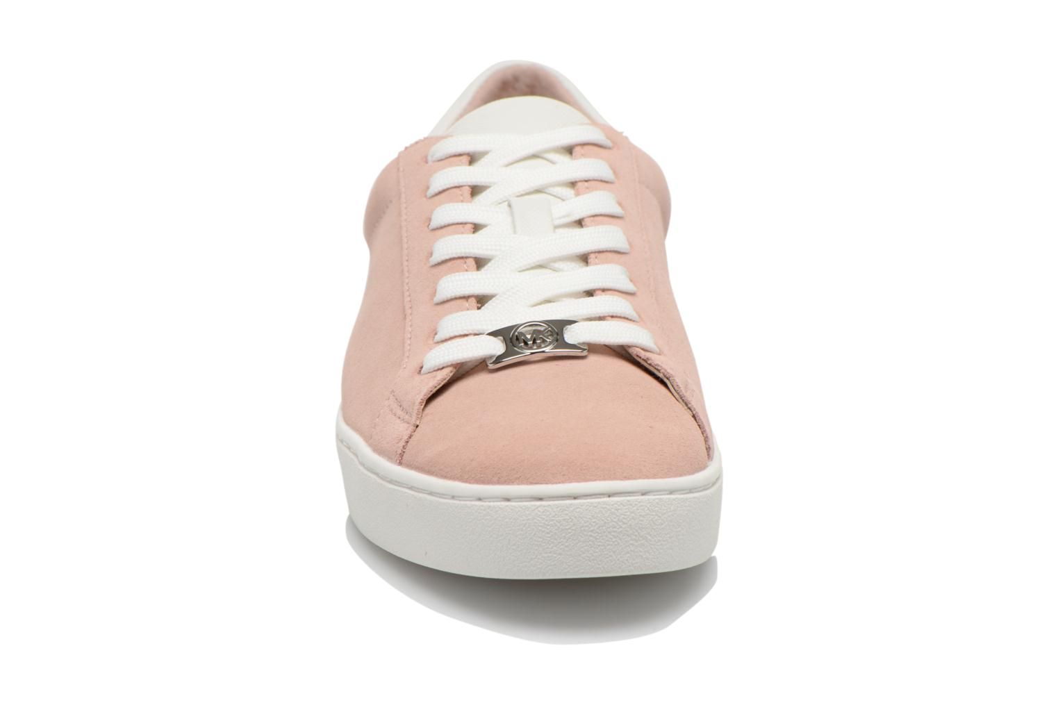 Trainers Michael Michael Kors Irving Lace Up Pink model view