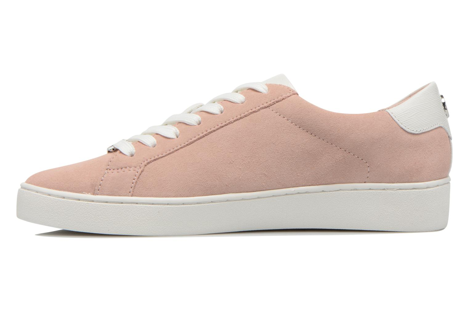 Trainers Michael Michael Kors Irving Lace Up Pink front view
