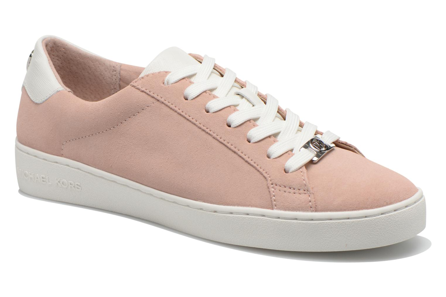 Trainers Michael Michael Kors Irving Lace Up Pink detailed view/ Pair view