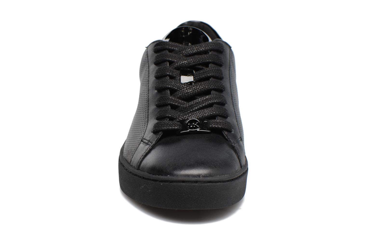 Irving lace up 001 black