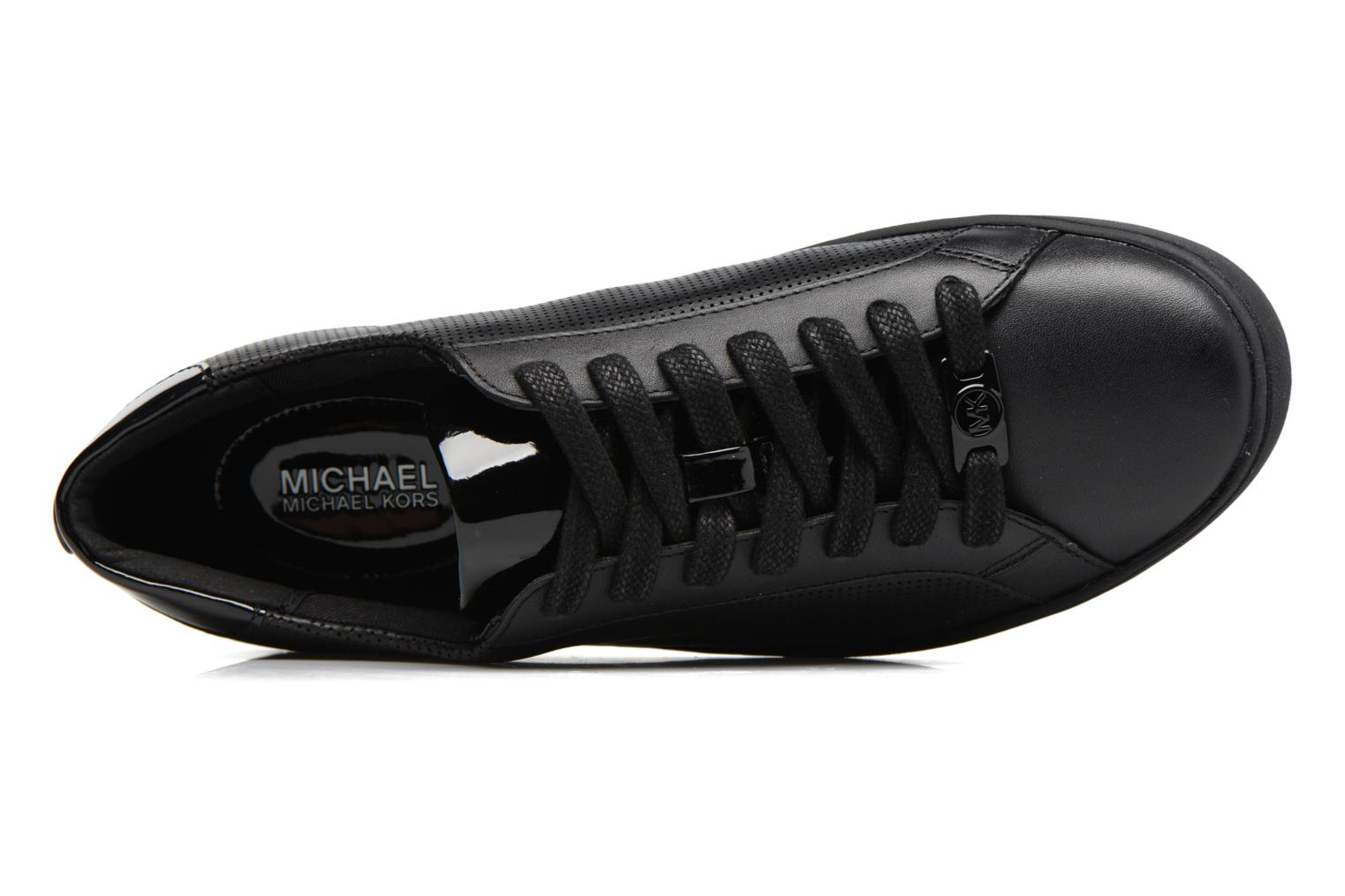 Baskets Michael Michael Kors Irving lace up Noir vue gauche