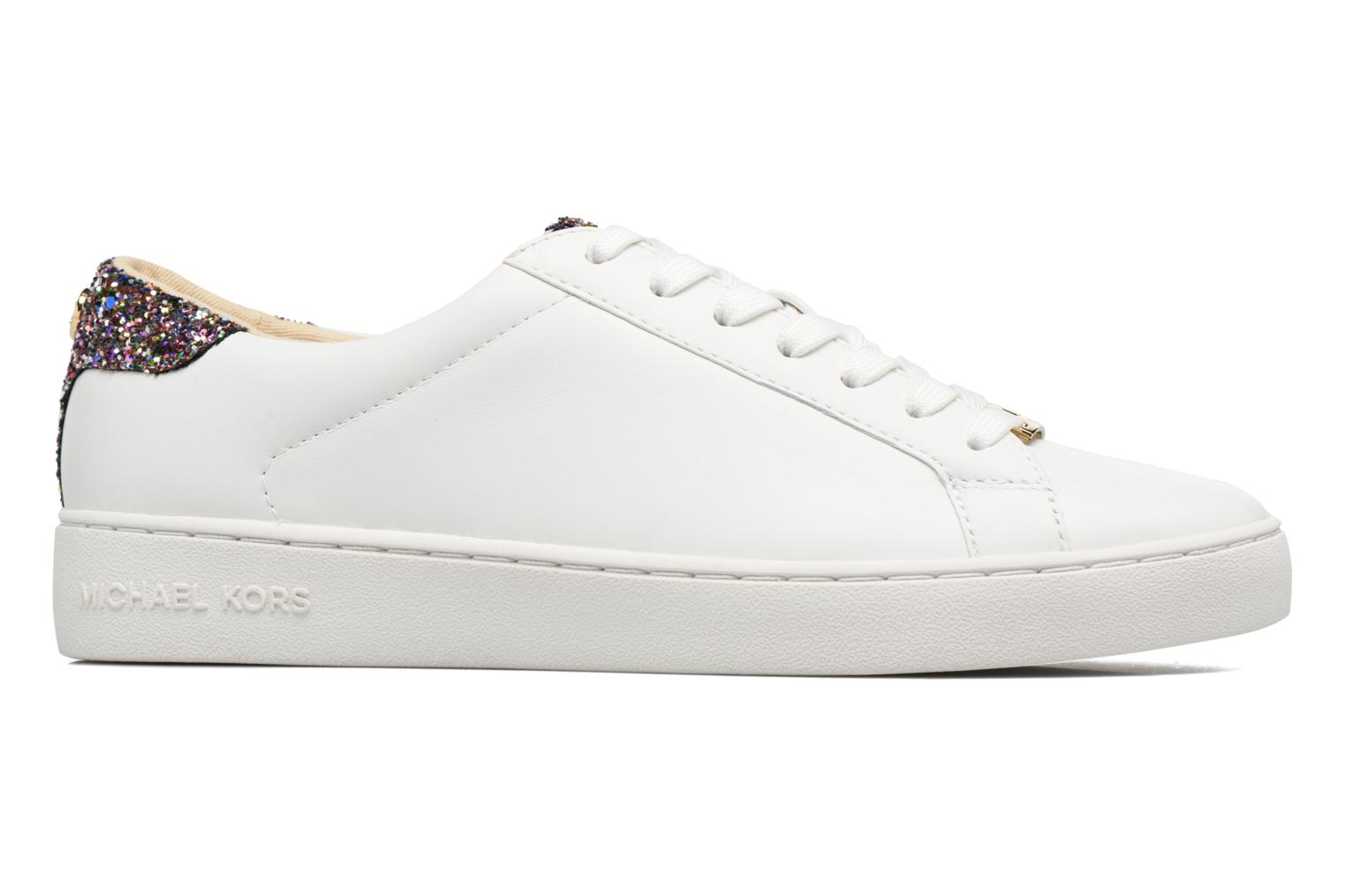 Sneakers Michael Michael Kors Irving Lace Up Wit achterkant