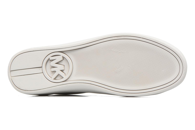 Sneaker Michael Michael Kors Irving Lace Up weiß ansicht von oben