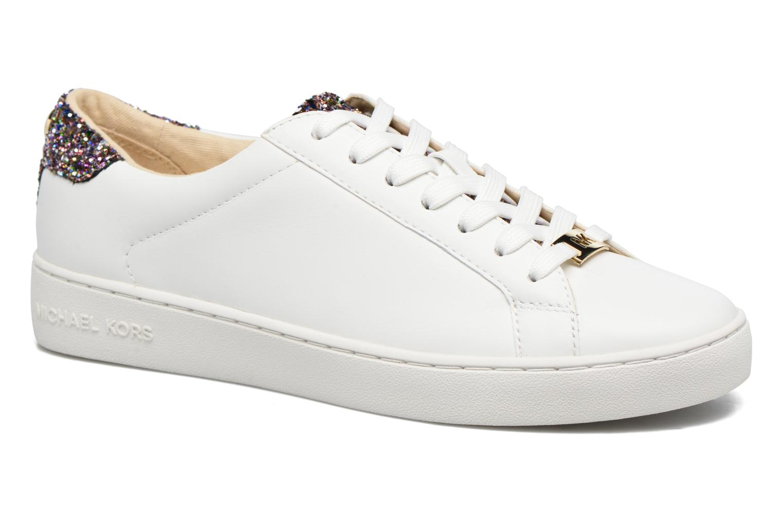 Sneaker Michael Michael Kors Irving Lace Up weiß detaillierte ansicht/modell