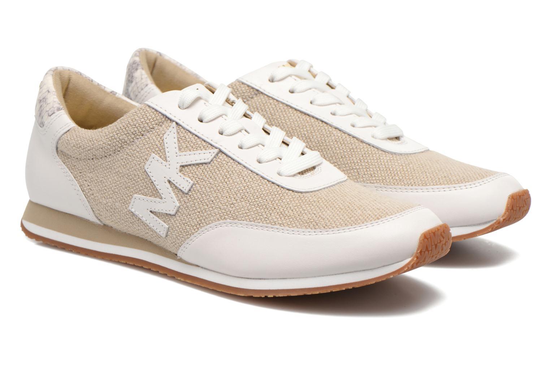 Sneakers Michael Michael Kors Stanton trainer Beige 3/4'