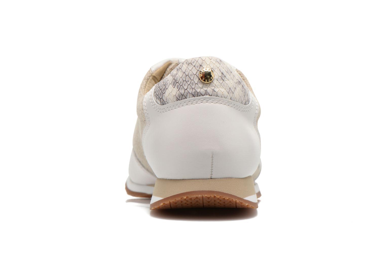 Sneakers Michael Michael Kors Stanton trainer Beige rechts