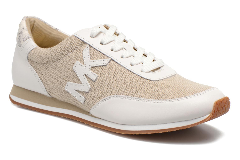 Sneakers Michael Michael Kors Stanton trainer Beige detail