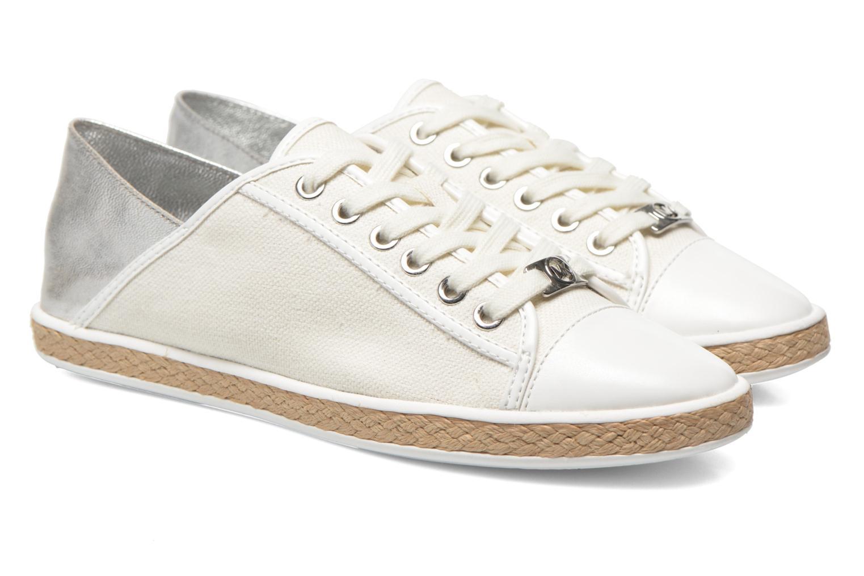 Sneakers Michael Michael Kors Kristy slide Zilver 3/4'