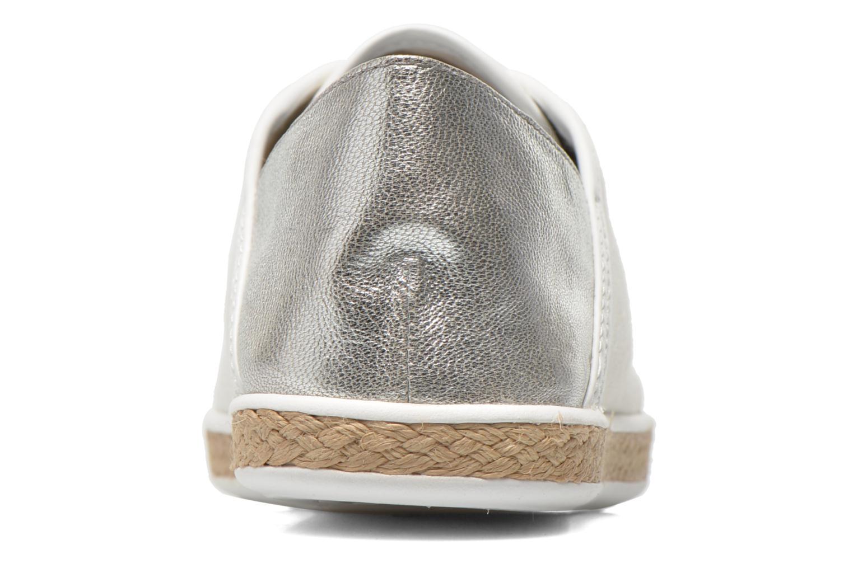 Sneakers Michael Michael Kors Kristy slide Silver Bild från höger sidan