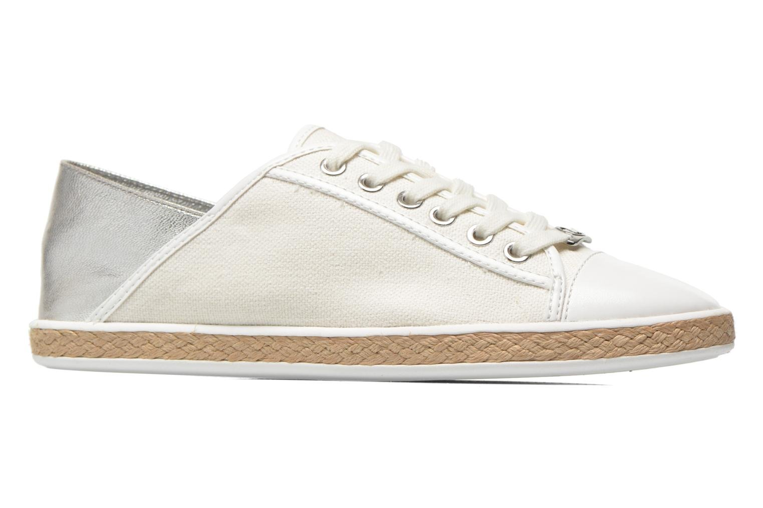 Sneakers Michael Michael Kors Kristy slide Argento immagine posteriore