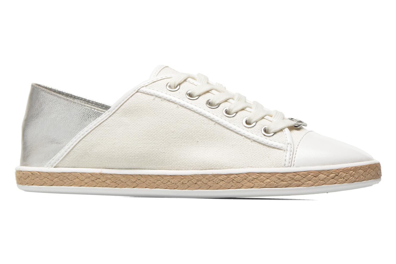 Sneaker Michael Michael Kors Kristy slide silber ansicht von hinten