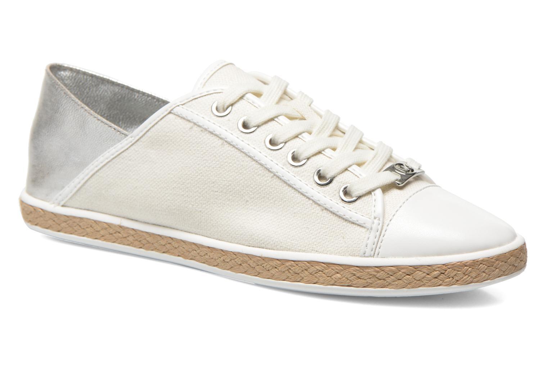 Sneakers Michael Michael Kors Kristy slide Silver detaljerad bild på paret