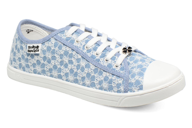 Sneaker Molly Bracken Derby signature blau detaillierte ansicht/modell