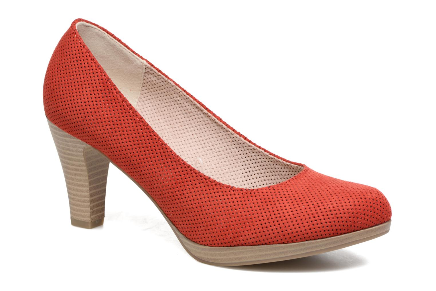 Pumps Marco Tozzi Lolly rot detaillierte ansicht/modell