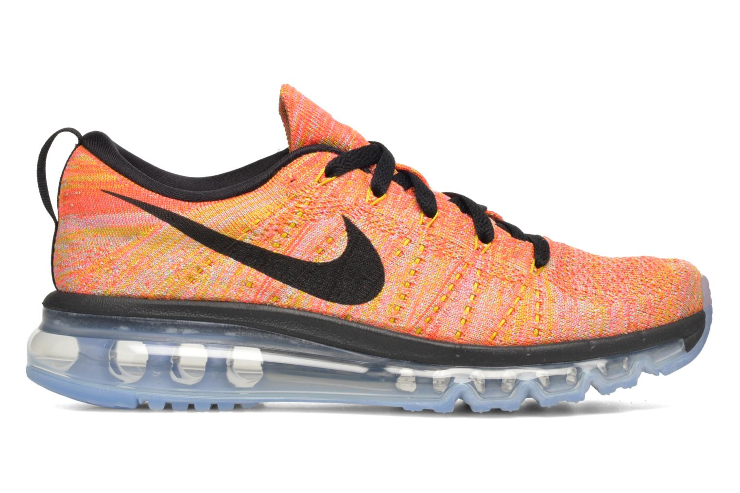 Sport shoes Nike Wmns Nike Flyknit Max Orange back view