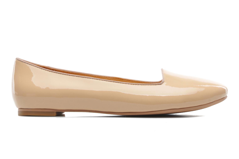Ballerina's Shoe the bear Paris Patent Beige achterkant