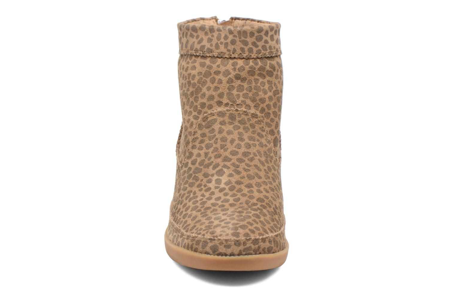 Ankle boots Shoe the bear Emmy Brown model view