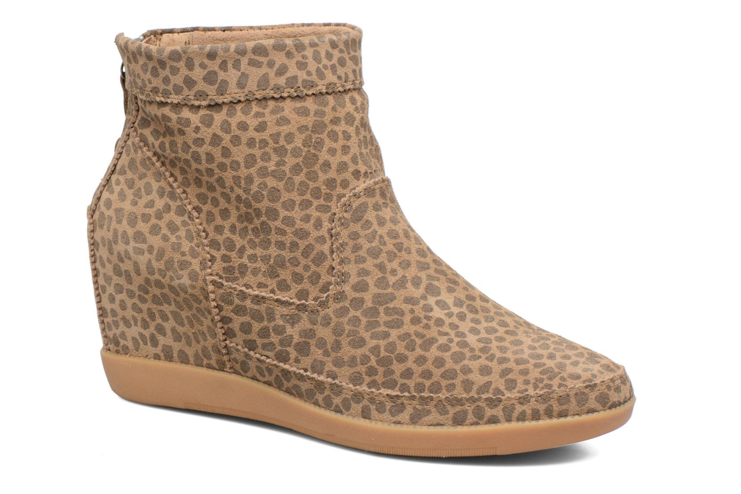 Ankle boots Shoe the bear Emmy Brown detailed view/ Pair view