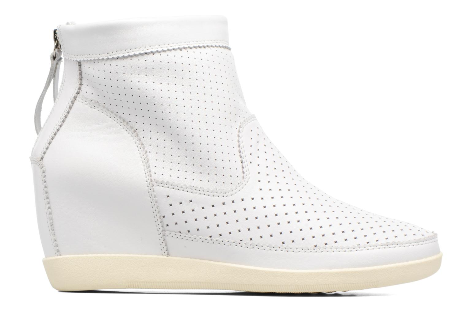 Ankle boots Shoe the bear Emmy White back view