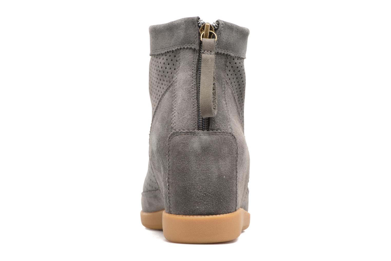Stiefeletten & Boots Shoe the bear Emmy grau ansicht von rechts