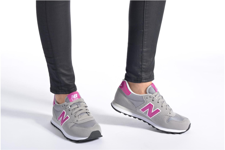 Sneakers New Balance GW500 Blauw onder