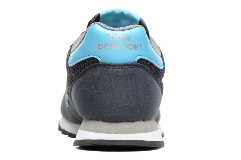 Baskets New Balance GW500 Bleu vue droite
