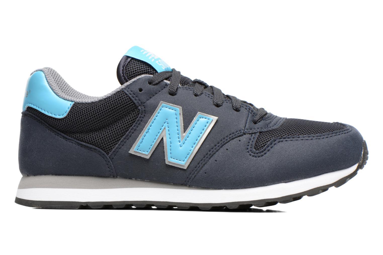 Sneakers New Balance GW500 Blauw achterkant