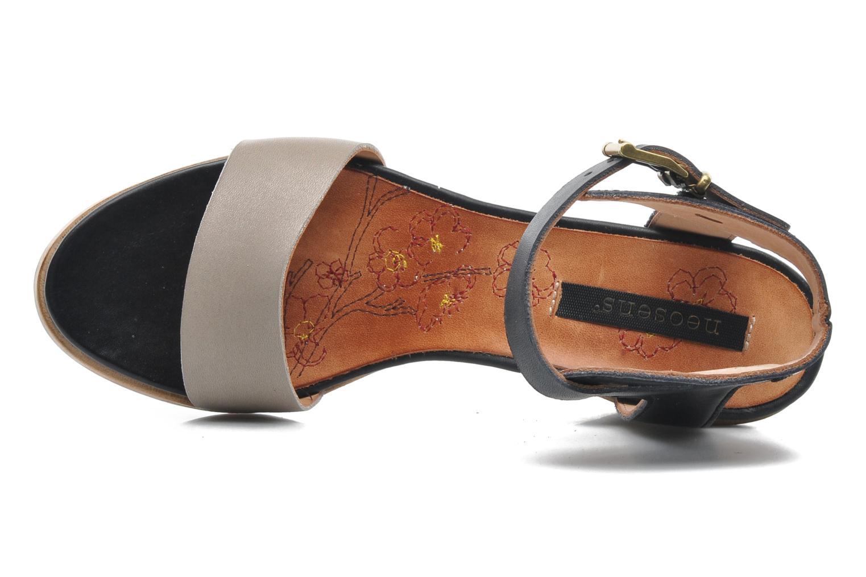 Sandalias Neosens Noah 237 Multicolor vista lateral izquierda