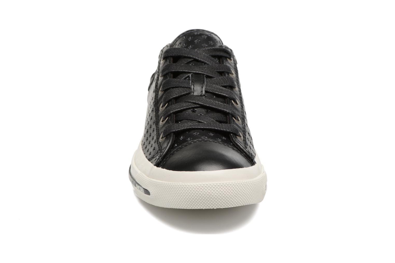 Baskets Diesel Exposure IV Low W Noir vue portées chaussures