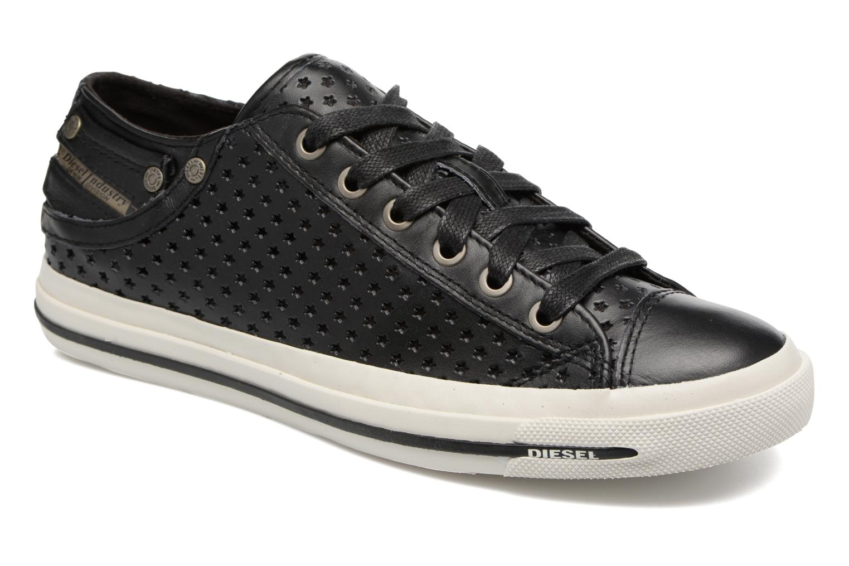 Sneaker Diesel Exposure IV Low W schwarz detaillierte ansicht/modell