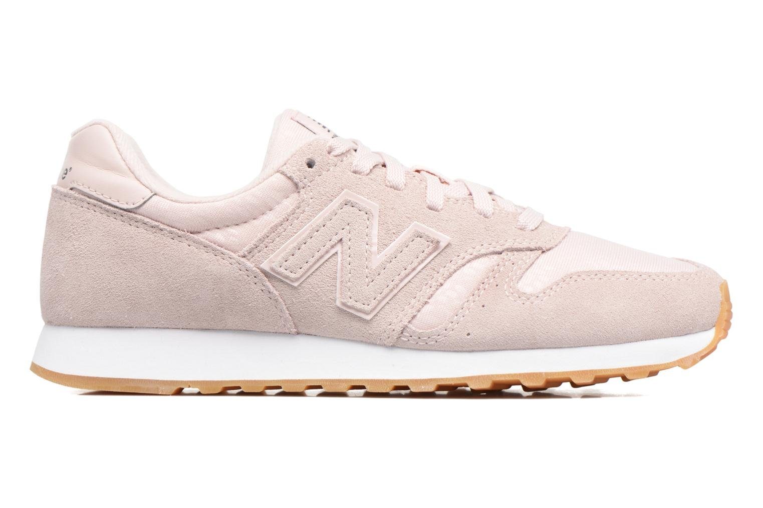 Trainers New Balance WL373 Pink back view