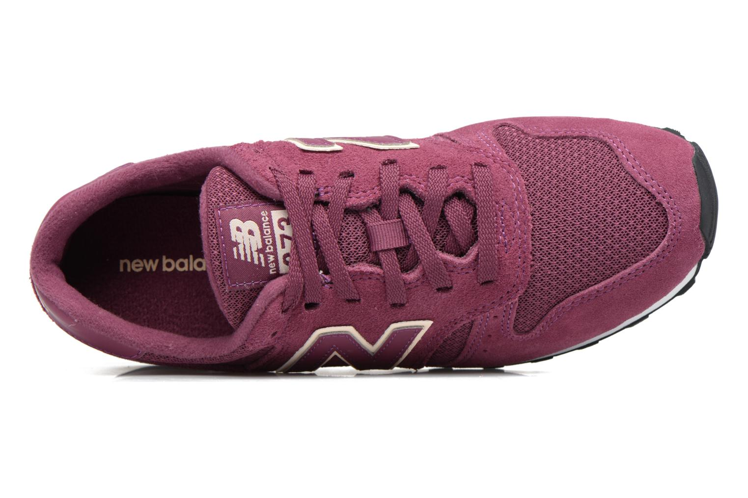 Trainers New Balance WL373 Purple view from the left