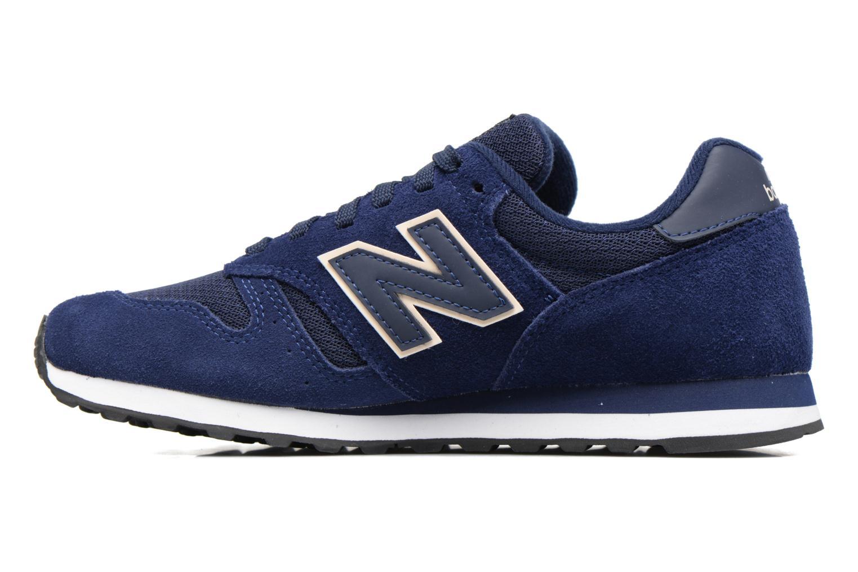 Sneaker New Balance WL373 blau ansicht von vorne