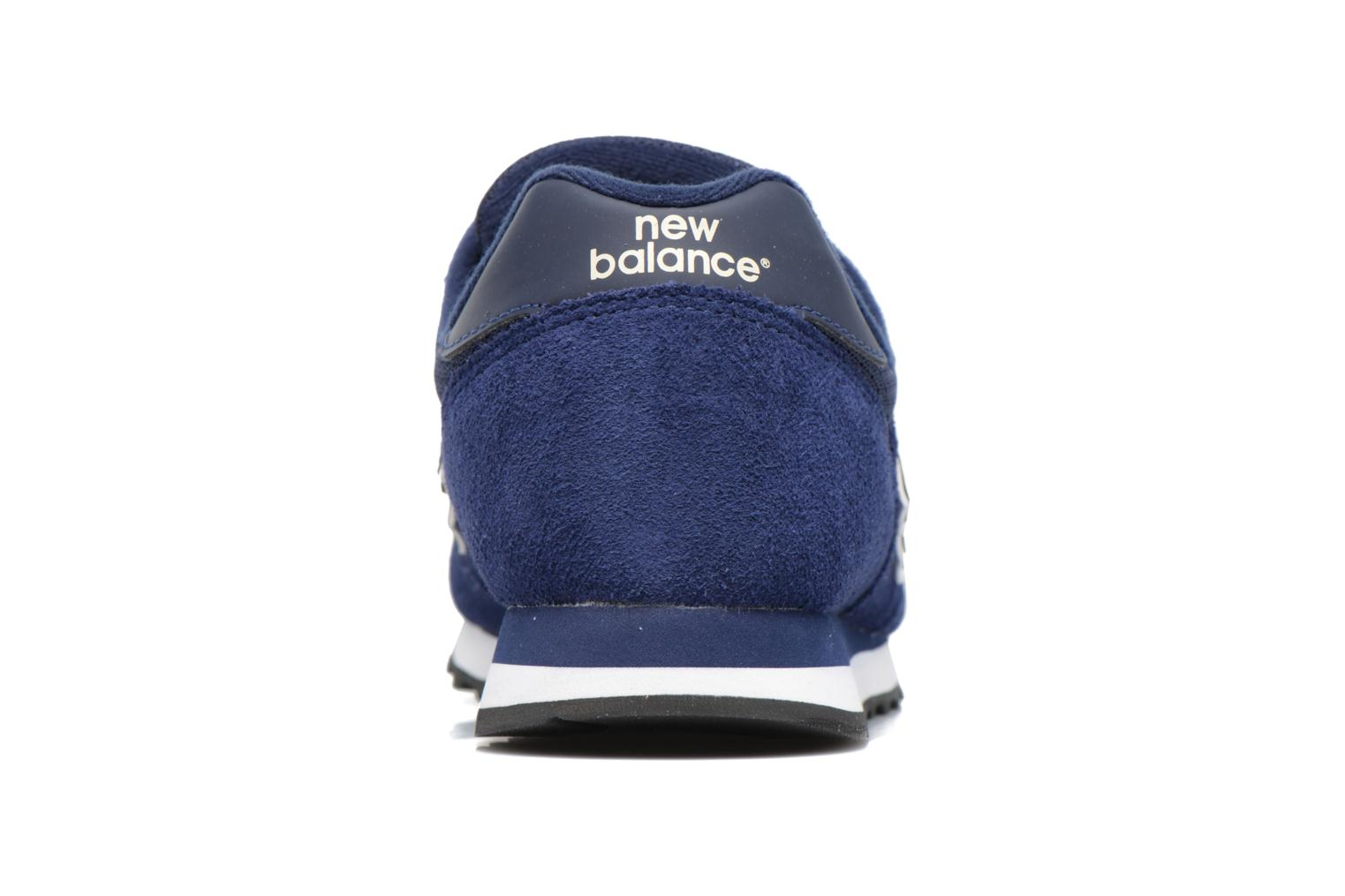 Trainers New Balance WL373 Blue view from the right