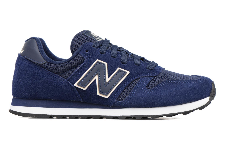 Sneaker New Balance WL373 blau ansicht von hinten